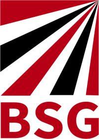 Logo der BSG Brandschutz – Sicherheit – Grafik GmbH